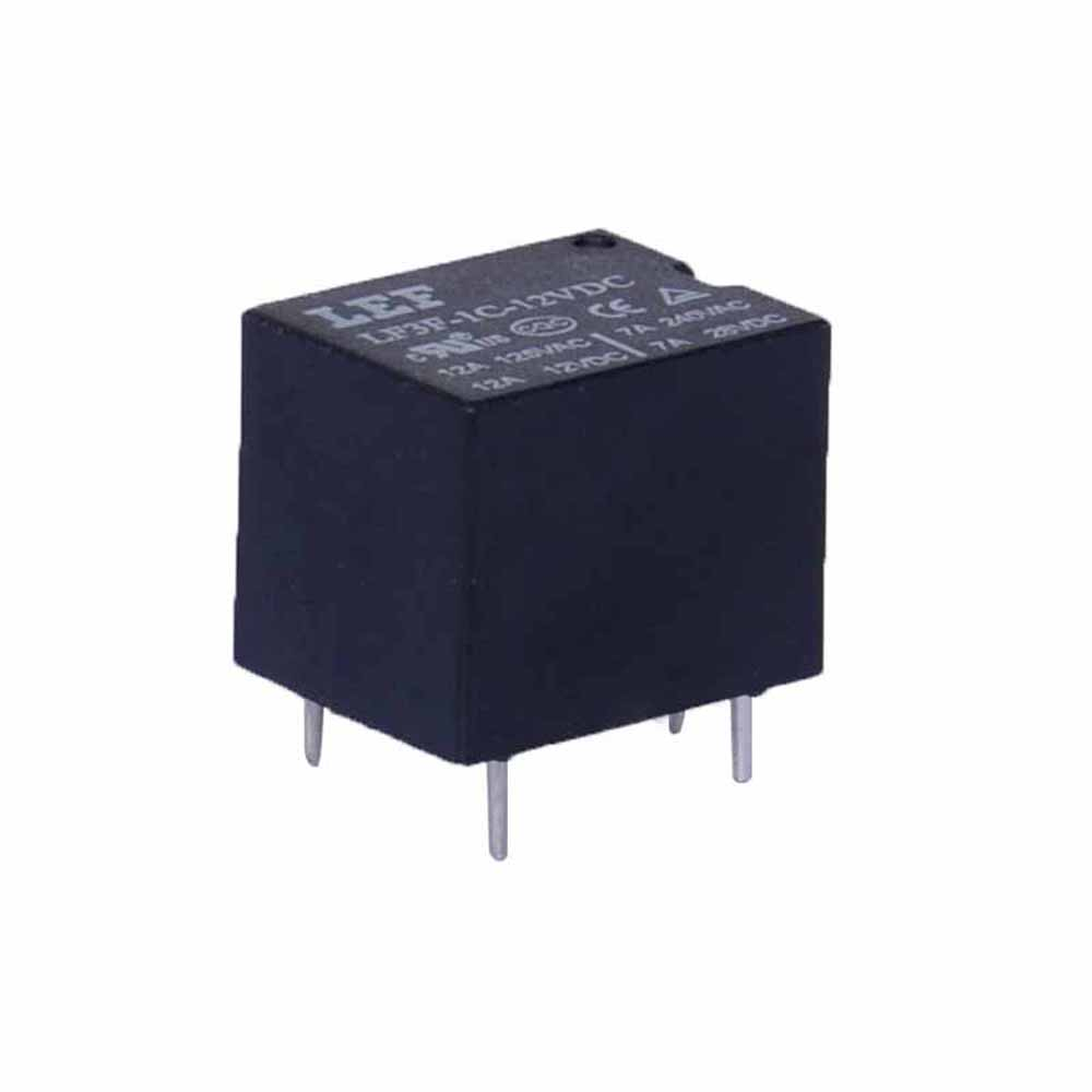 LEF RELAY LF3F-1A/1B DC24V 4PIN CE ISO9001 ROHS approval PCB RELAY Featured Image