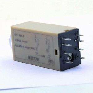 High accurate LEF H3Y-2 Timing control relay 2Z relay from Rocfly supplier