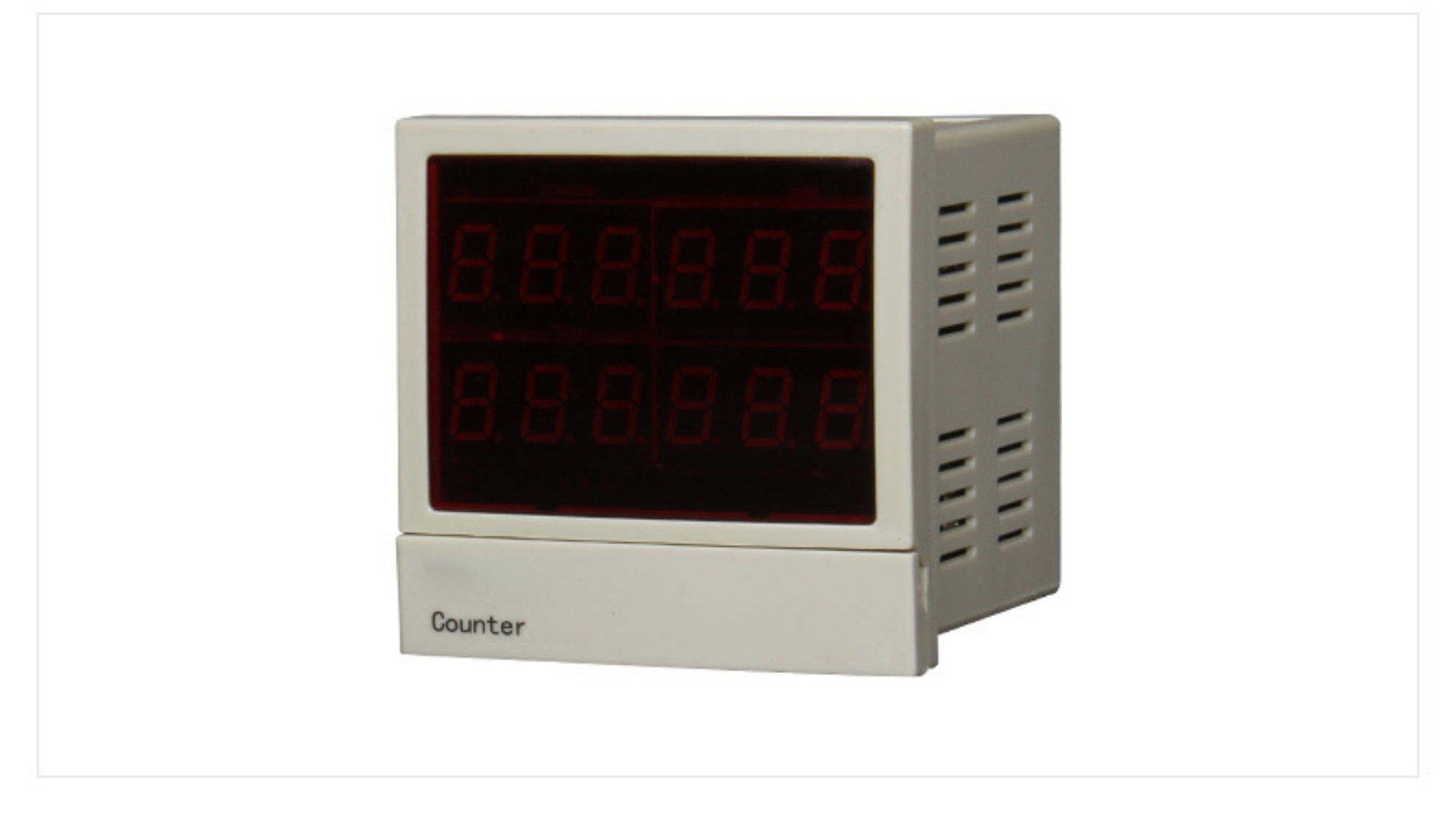 RHHJ5-F Frequency counters Relay for mask machine & package machine 220VAC display Featured Image