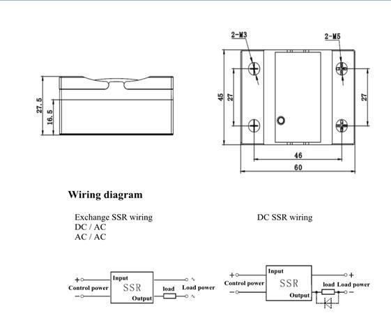Ssr Wiring Control - All Diagram Schematics on