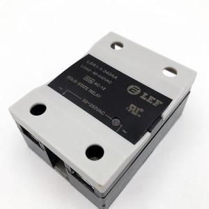 single phase three phase ac control ac SSR Single phase Solid state relay LSR1-1-340AA , solid state time delay relay
