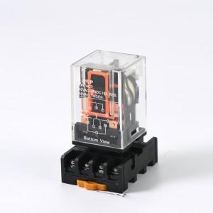 RMK3P Round PIN 10A general purchase power relay 220VAC with socket 11PIN MK3P
