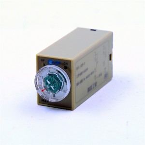 Durable quality LEF H3Y-2 30s 60s 30min 60min available H3Y series timer relay