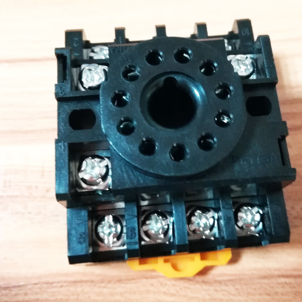 PF113A PF083A relay socket for replaced IDEC Omron relay base Featured Image