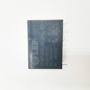 LEF LF14FF-2C DC6V-12V 5PIN 10A RELAYS Electronic 2-Channel Relay Module