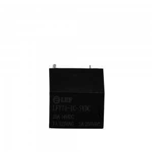 LEF LFT78 1A 24VDC T78 RELAY 4PIN Refrigerator and air conditioner RELAY