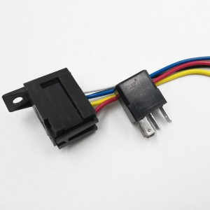 LCR06F-1C automobile Relay 5Pin Car relay 35A