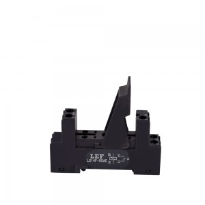 LS14F relay socket for JQX-14F/G2R-1/G2R-2