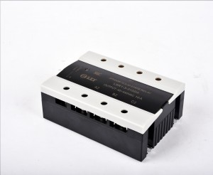 Three phrase solid state relay ssr 10A 25A 40A 80A 100A