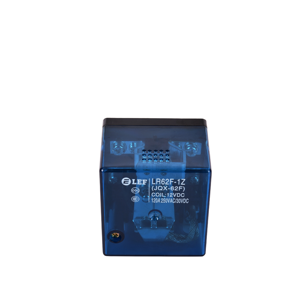 JQX-62F 120A 80A power relay 12VDC 24VDC 220VAC Featured Image