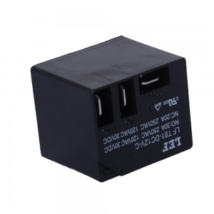 LEF LFT91 1A (1H) DC3-24V 30A PCB RELAYS Long life Low coil power consumption relay