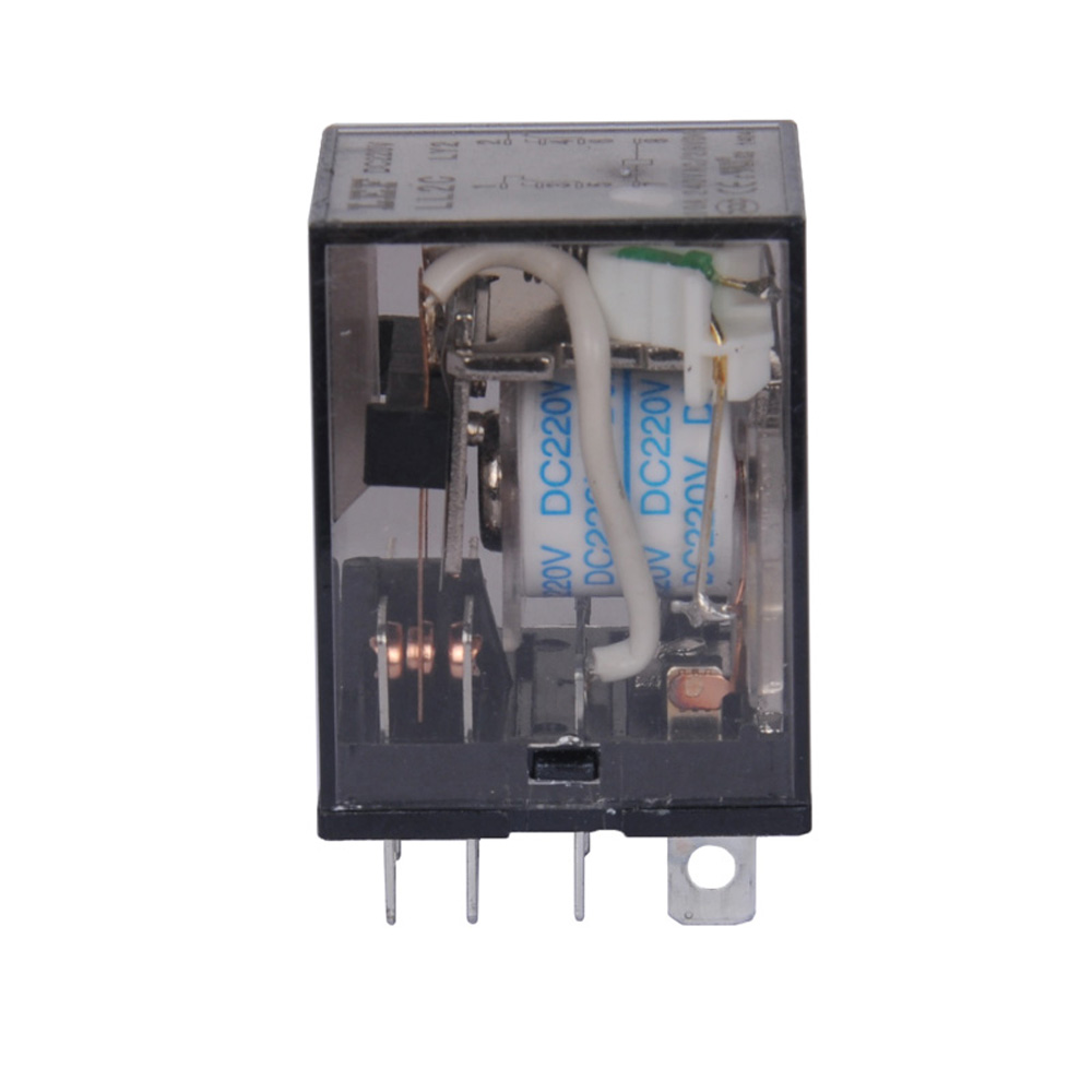 LEF Auxiliary relay LL2C-L-12VDC General Purpose Relay Featured Image