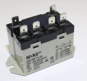 JQX-116F SPST power relay JQX-76F-TU-2A load 25A 30A G7L-1A-TUBJ-CBAC24 Omron relay Alternative model