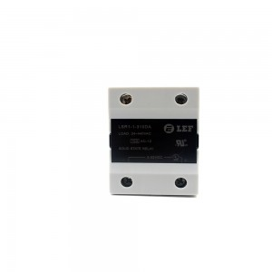 Single phrase Solid state relay Series 10A 25A 40A 60A 80A 100A 120A