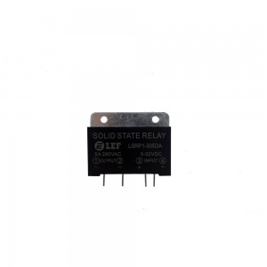 PCB solid state relay ssr 2A 4A 5A for PCB board