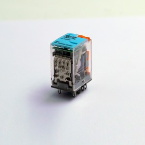 LEF Auxiliary Relay for NEW design LM4C-BL Relay LEF UL and factory price hot selling