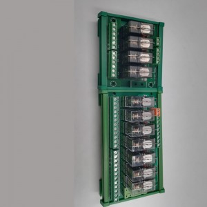 General Electric Relay LEF DC 5V 12V 16 Channel Board PCB Relays