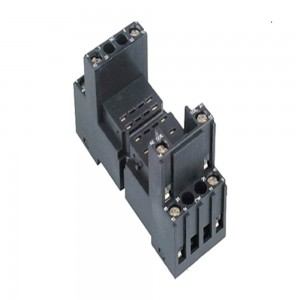 LEF High Voltage Power Relay Socket Base LMS03-14A