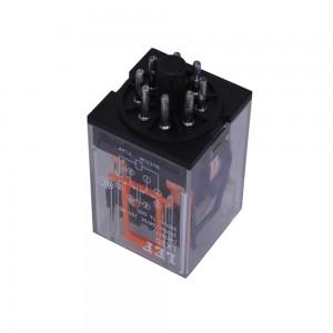 LEF LK2C 12V 24V DC Tube Socket Swithch Relay 110V switch relay 220V AC coil general purpose DPDT micro mini relay
