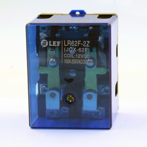 LEF LR62F-1Z 6-220V 120A relays (JQX-62F) power contact relay