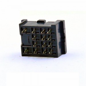 China Supply car Relay PYF14-02 Sockets FOR LM4C/LM4N-J