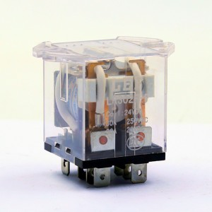 Durable quality high power relay with max 30 amps 2 A and 2B and 2C contacts