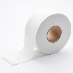 100% Virgin Pulp Jumbo Toilet Tissue In Public Place 2 PLY Toilet Paper Embossing Jumbo Rolls