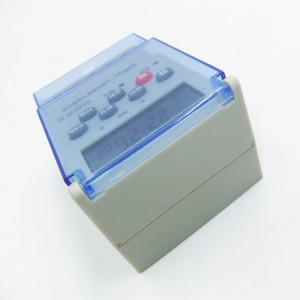 AC 220V 25A Din Rail Digital timer relay 220vAC 50Hz 60Hz microcomputer 24 hours light timer switch from Relay international