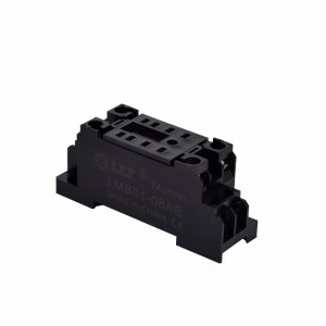 LEF LMS01-08A/AE relay socket high quality RELAY