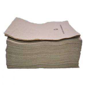 Pure Wood Pulp Custom Package Napkins Paper Personal Logo Napkins Soft White Tissue Napkin For Restaurant