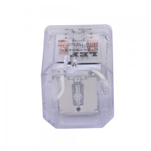 LEF JQX-10F-3Z Coil  11 Pin Socket DC 12V  general purpose relay from Relay-international