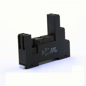 LEF LS14F-05AE Electrical Equipment Base Relay For 10A 250VAC Factory promotion Relay base