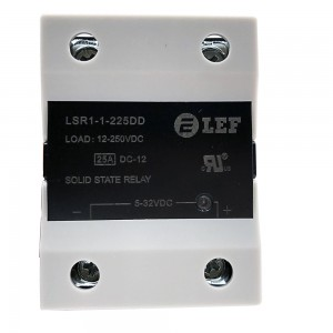 LEF LSR1-1-225DD AUTO Relay Power Relays Electric Relay