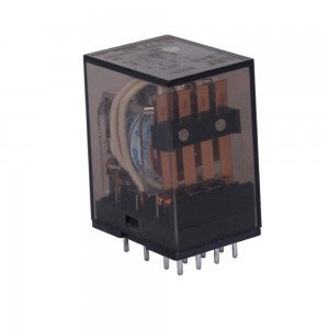 LEF RELAY LM4C-L for relay switch & relay rides WITH LAMP AC/DC6V-48V HH54P JZC-18F MY4NJ