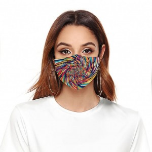 Facemaskes 3D Fashion Fabric Maskly