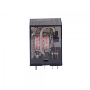 LEF LL2C-P LEF PCB relay HIGH QUALITY REALY for life AC/DC110V/AC220V LY2