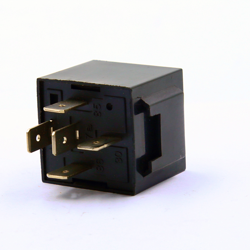 Lef Waterproof Car Relay Dc 12v 40a 5pin Automotive Fuse Normally And Box Open W Cooper Wire National Standard Socket