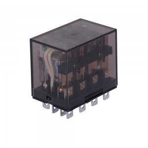 LEF Auxiliary relay LL4C-L-12VDC General Purpose Relay