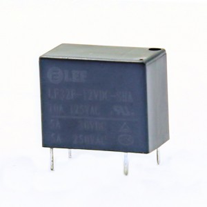 LF32F 1C DC3V-24V 5PIN subminiature pcb relay module with CE RoHS UL