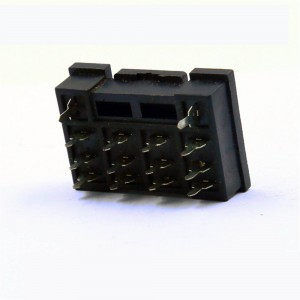 Wholesale price LEF LLS01-14P relay socket relay base from Rocfly
