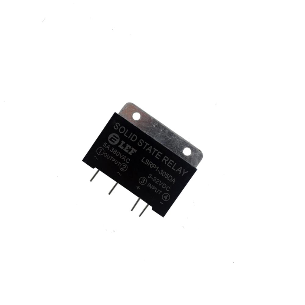 Lef Lsrp1 305da Dc To Ac Relays 5v 12v 24v Solid State Relay For
