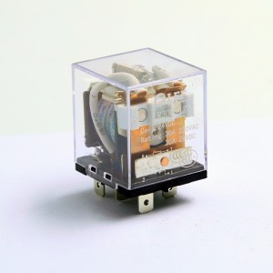 JQX-30F power relay 30A DPDT 12VDC 24VDC 220VAC