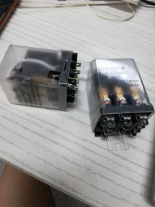 power Relay JQX-53FS replaced AZKUP-3C Zettler Relay 3 poles 3PDT 4PDT DPDT 2 poles