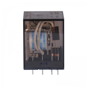 LEF Auxiliary relay General Purpose Relay LM4C-L-12VDC electrical relay