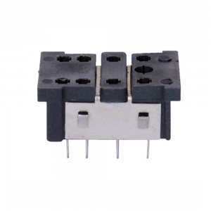 LEF LMS01-08PY SOCKET FOR PYF08-02 RELAYS CCC UL CE ROHS RELAYS