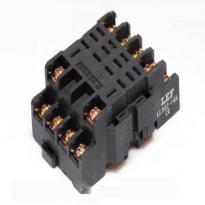 China factory direct supply  LEF LMS02-14A for Izumi relays PYF08.5A PYF1.5A PYF14.5A socket