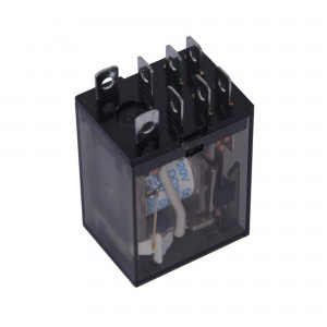 RLY2 10A DPDT 12VDC LY2 Omron relay JQX-13F