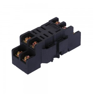 Reasonable price supply LEF relay socket for 8Pin PCB type LLS02-08A