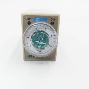 Professional factory supply  LEF H3Y-4 4Z relay LED indication timer  relay