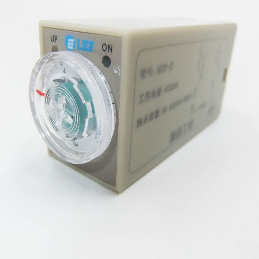 Professional factory supply  LEF H3Y-4 4Z relay LED indication timer  relay Featured Image